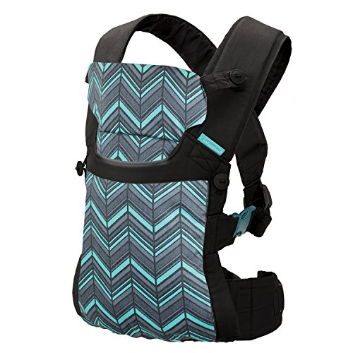 Infantino Gather Chevron Pattern