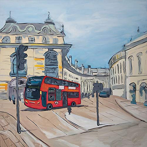 Piccadilly Circus of London by Atelier B Art Studio 23