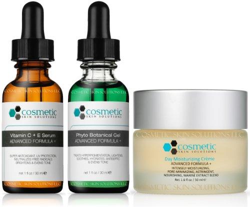 Cosmetic Skin Solutions Prevent   Lighten & Hydrate   Moi...