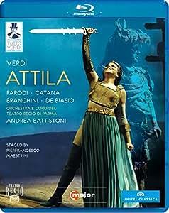 Tutto Verdi: Attila [Alemania] [DVD]