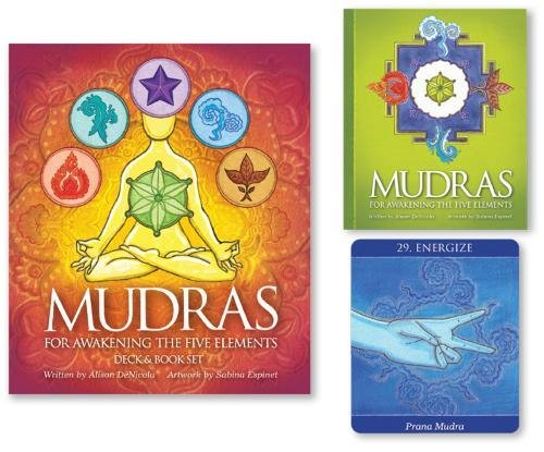 Mudras for Awakening the Five Elements por Alison Denicola