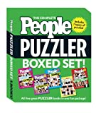 The Complete People Puzzler, People Magazine Editors, 1603203176