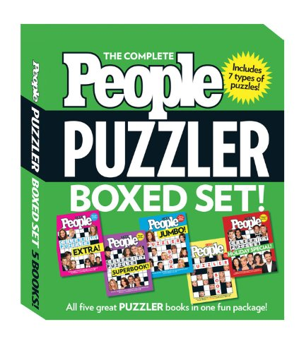 Top 5 best people puzzler boxed set for 2019