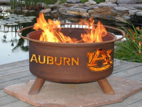 Patina F405 Auburn U Fire Pit