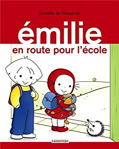 """Afficher """"Émilie n° 21<br /> Émilie en route pour l'école"""""""