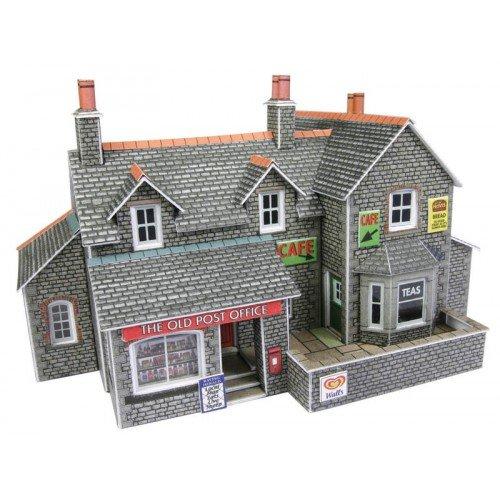 Metcalfe Models Pn154 N Gauge Village Shop And Cafe
