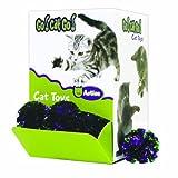 Go Cat Go Krinkle Puff 36-Piece Bulk Bin, My Pet Supplies