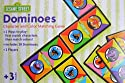 SESAME STREET DOMINOES Character and Color MATCHING GAME w 2 Ways to PLAY (2003)の商品画像