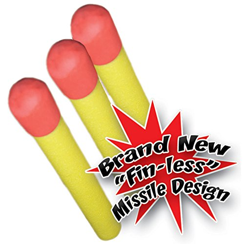 Marky Sparky Foamies Replacement Missiles 5 pk for Blast Pad ()