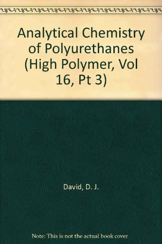 Analytical Chemistry of Polyurethanes (H - Hb Polyurethane Shopping Results
