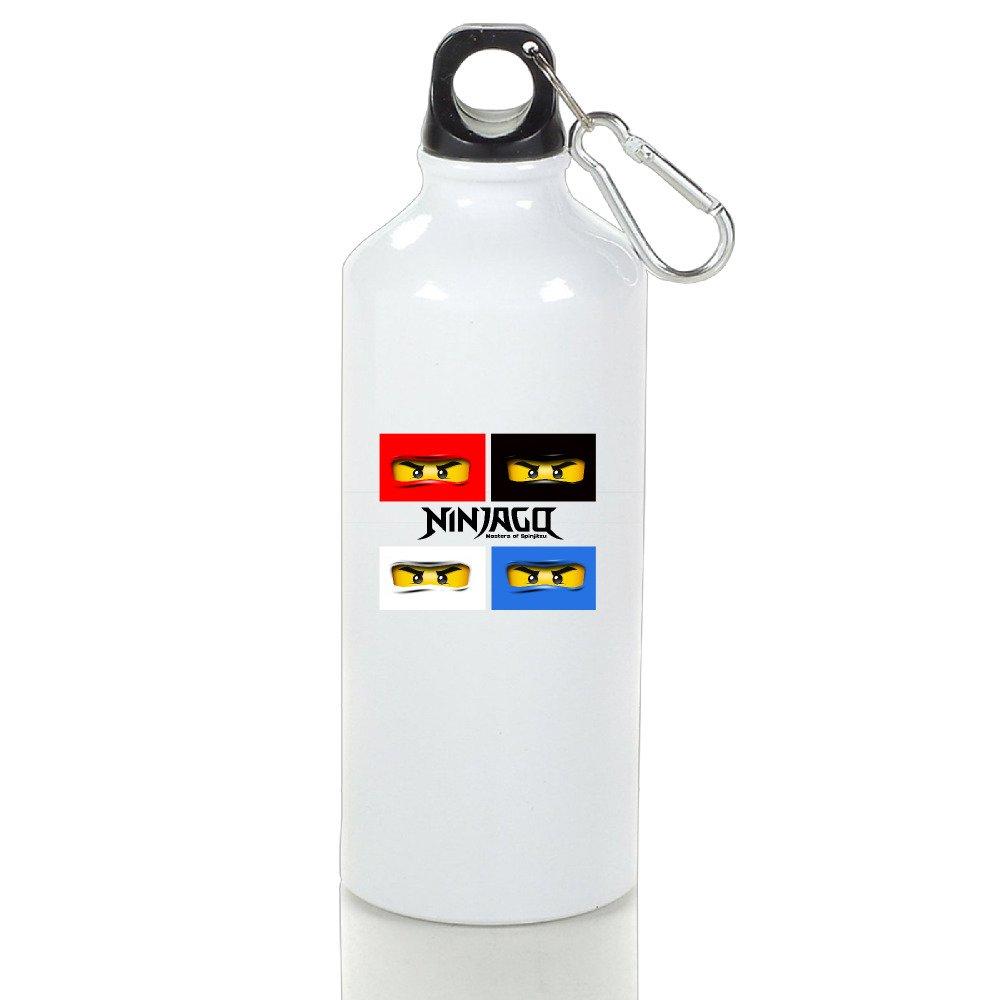 XJBD Tumbler LEGO Ninjago Masters Of Spinjitzu Insulated Water Bottle