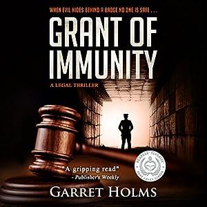 Grant of Immunity Audiobook
