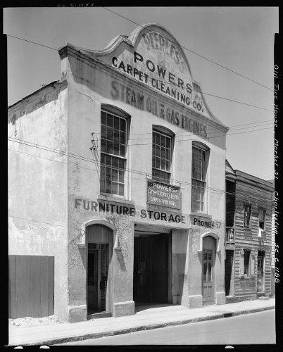 Photo: Fire House,Market Street,Charleston,SC,South - Sc Street Market Charleston