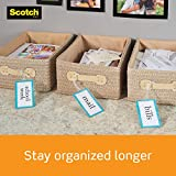 Scotch Brand  Thermal Laminating Pouches, 100-Pack, 8.9 x 11.4 inches, Letter Size Sheets, Clear, 5 Mil Thick for Extra Protection