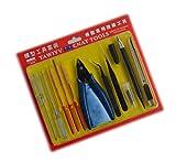 Modeler Basic Tools Craft Set Kit for Gundam Car Model Building
