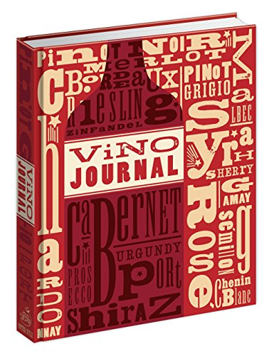 Vino Journal: A Wine Journal by Potter Style
