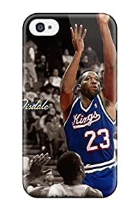sacramento kings nba basketball (4) NBA Sports & Colleges colorful iPhone 4/4s cases