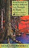 Dune, Les origines, tome 2 : Les Mentats de Dune par Kevin J. Anderson