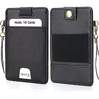 iPulse Slim Card Sleeve Minimalist Wallet