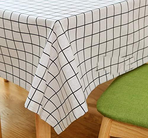 2 140x300cm ZXL Nappe, Style européen Recto-Verso Simple, hôtel européen à la Maison en Polyester imperméable, Style Simple (Couleur    2, Taille  140x300cm)