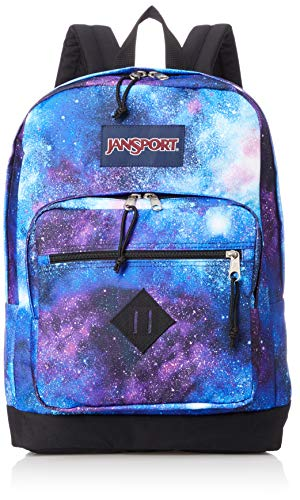 JanSport City Scout Backpack - Deep Space - Bags Galaxy Jansport