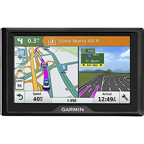System Reviews Navigation Auto (Garmin Drive 61 USA LM GPS Navigator System with Lifetime Maps, Spoken Turn-By-Turn Directions, Direct Access, Driver Alerts, TripAdvisor and Foursquare Data (Renewed))