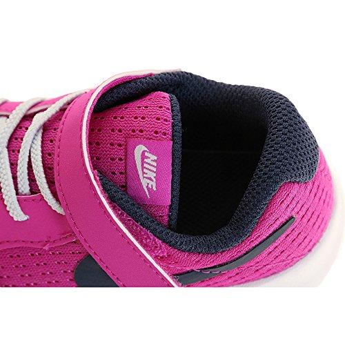 Nike 818386-500, Zapatillas de Trail Running Unisex Niños Morado (Hyper Violet / Midnight Navy-Blue Tint)
