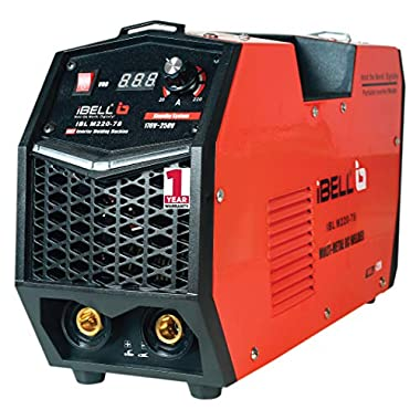 iBELL 220-78 Inverter ARC Multi Metal (SS/IRON/CARBON STEEL/COPPER/ALUMINIUM/ZINC) Welding Machine (IGBT) 220A - 1 Year Warranty 7