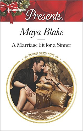 A Marriage Fit for a Sinner (Seven Sexy Sins)