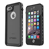 iPhone 7 Plus Waterproof Case, OTBBA Full Body Protective Shockproof Snowproof Dirtproof IP68 Certified Waterproof Case for iPhone 7 Plus(5.5inch)