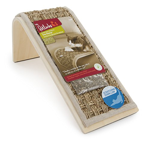 Petlinks Mix-n-Scratch Seagrass Scratch Ramp ()