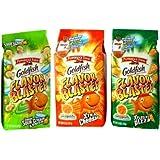 Goldfish Flavor Blasted ゴールドフィッシュスナック Pepperidge Farm [並行輸入品]