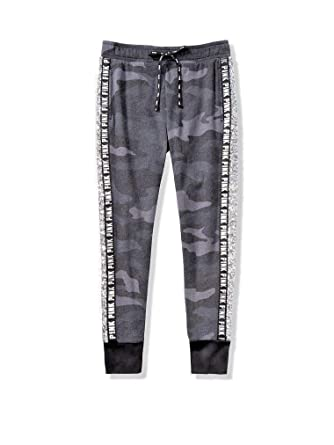 beautiful style later Discover Victoria Secret Pink Sequin Bling Skinny Joggers (Camouflage ...