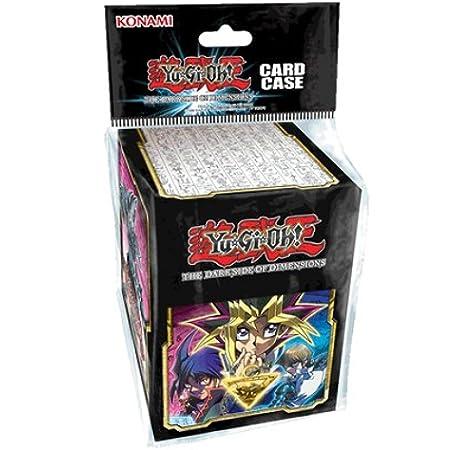 Yu Gi Oh! - Caja para mazo de Cartas Lado Oscuro de Las Dimensiones (versión Francesa): Amazon.es: Juguetes y juegos