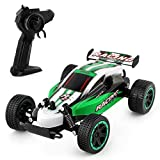 1/20 High Speed Remote Control RC Rock Crawler Racing Car Off Road Truck 2.4Ghz (Green)