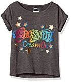Epic Rights Girls' Little Aerosmith Top, Black, 7/8