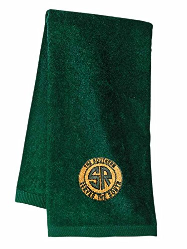 Daylight Sales Southern Railway Embroidered Hand Towel Forest Green [27]