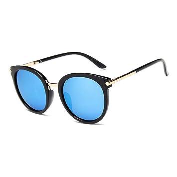 ZHOUYF Gafas de Sol Kdeam Gafas De Sol Redondas De Lujo para ...