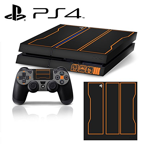 Ps4 Call Of Duty Black Ops 3 Whole Body Vinyl Skin Sticker Decal