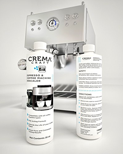 Descaling Solution for Espresso and Coffee Machines ...