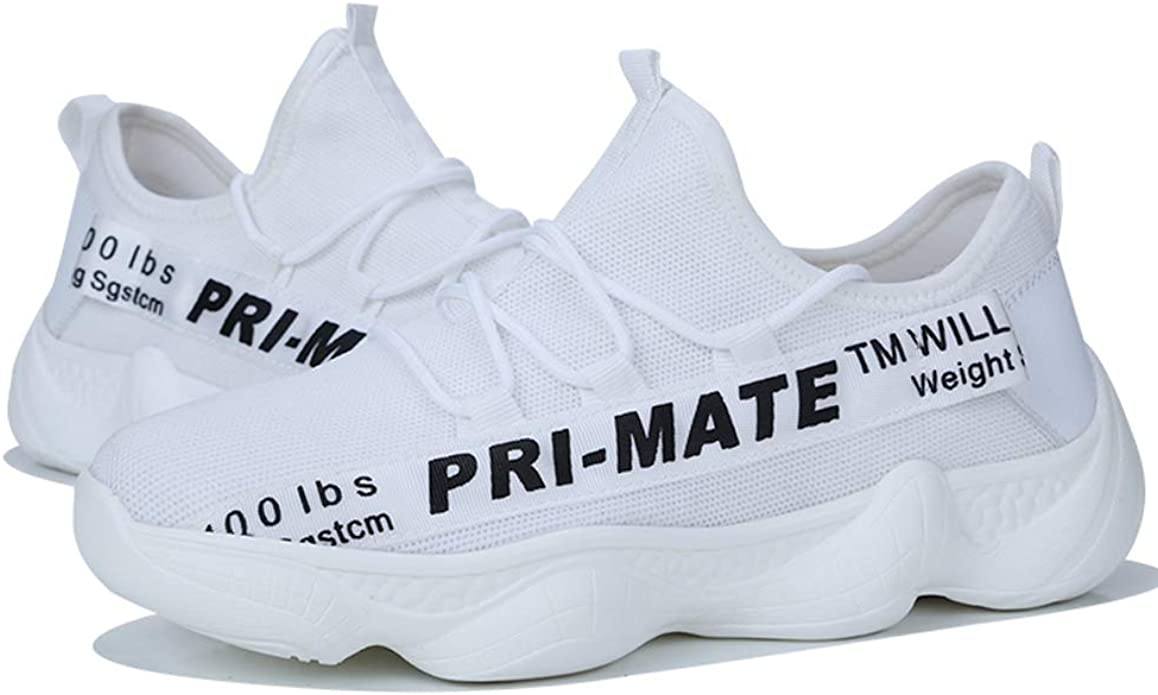 Zapatillas de Deporte para Hombre Ropa de Correr Transpirable Resistente al Desgaste Low Light Zapatilla de Deporte para Correr Zapatillas Deportivas atléticas: Amazon.es: Zapatos y complementos