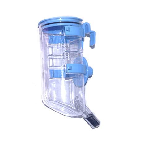 Botella de Agua Potable en Jaula para Mascotas 375 ml Mediano ...