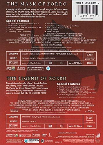the legend of zorro subtitles