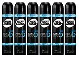 Right Guard Total Defence 5 Cool Anti-Perspirant Aerosol Deodorant 250 ml - Pack of 6