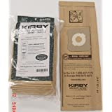 Kirby Part#197301 - Genuine Kirby HEPA Filtration Vacuum Bags Model G6 and Ultimate G, 18 Bags