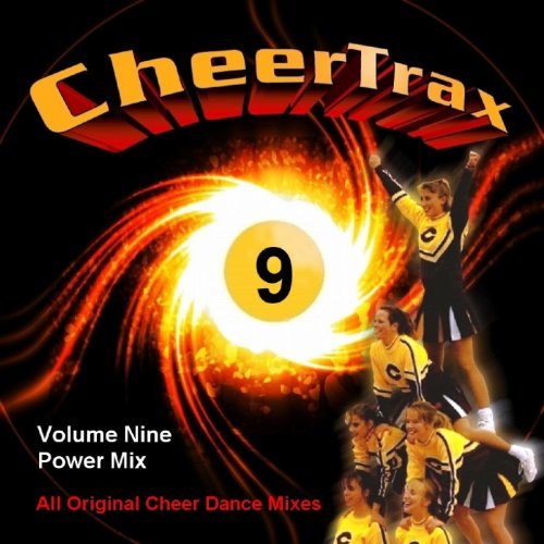Vol. 9 Pep Rally Cheerleading Music Short Segments