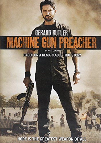 Machine Gun Preacher (Bilingual)