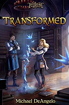 Transformed (Ancestral Magic Book 2) by [DeAngelo, Michael]