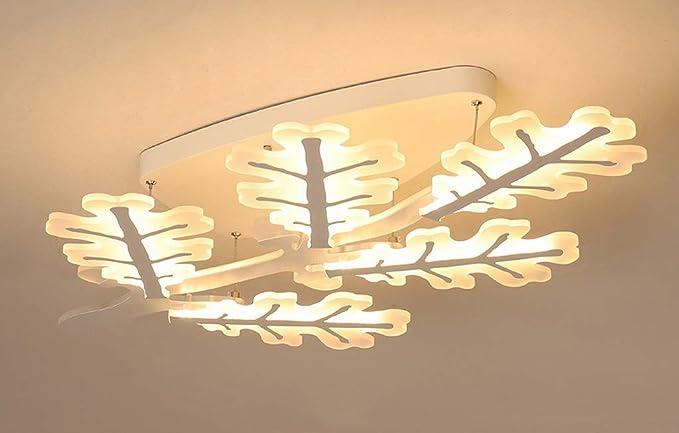 Lámpara LED de techo regulable sin niveles rama Eisig ...