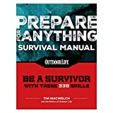 Prepare for Anything (Paperback Edition): 338 Essential Skills